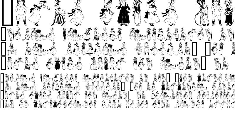 Sample of Children