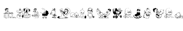 Preview of ChildrenBats Regular