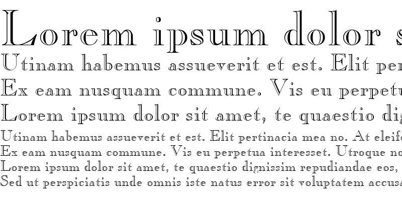 Sample of Chopin