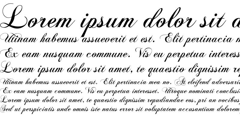 Sample of ChopinScriptC