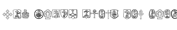 Preview of Christian Crosses IV Regular