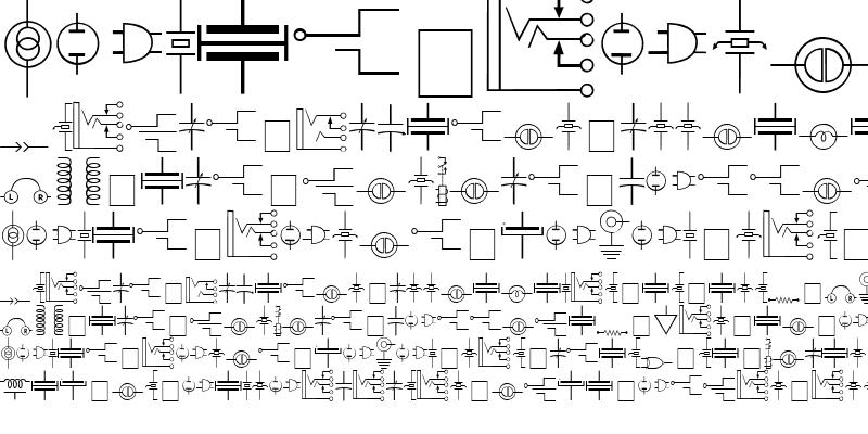 Sample of Circuit Board Regular