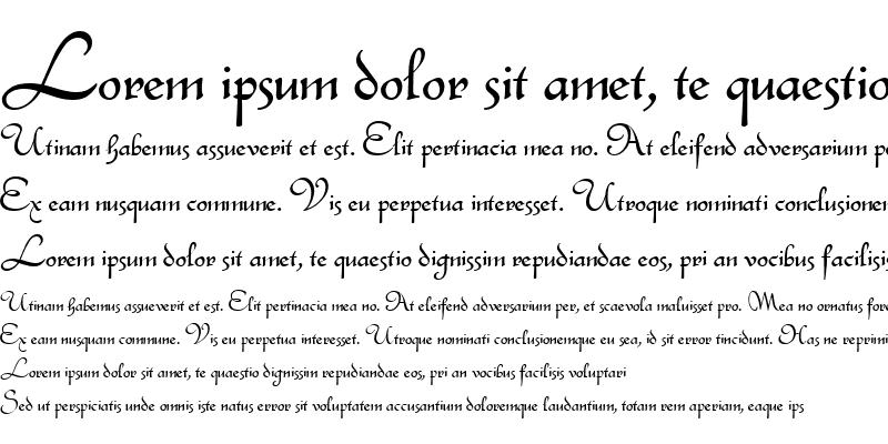 Sample of Civotype Becker