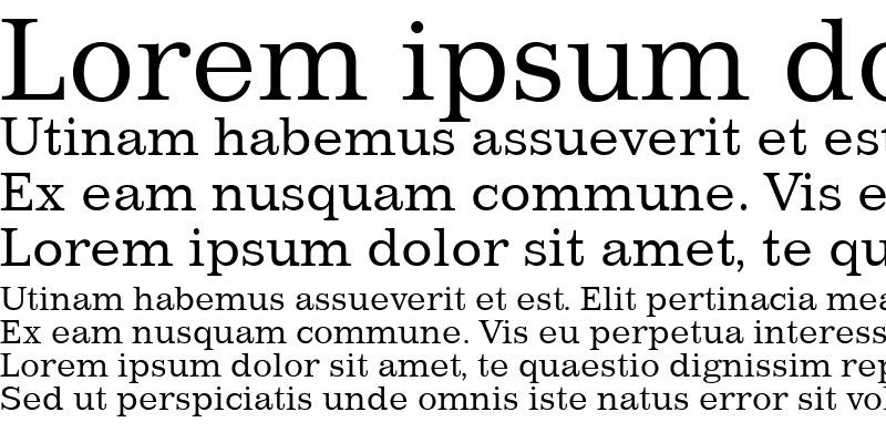 Sample of Classic SSi