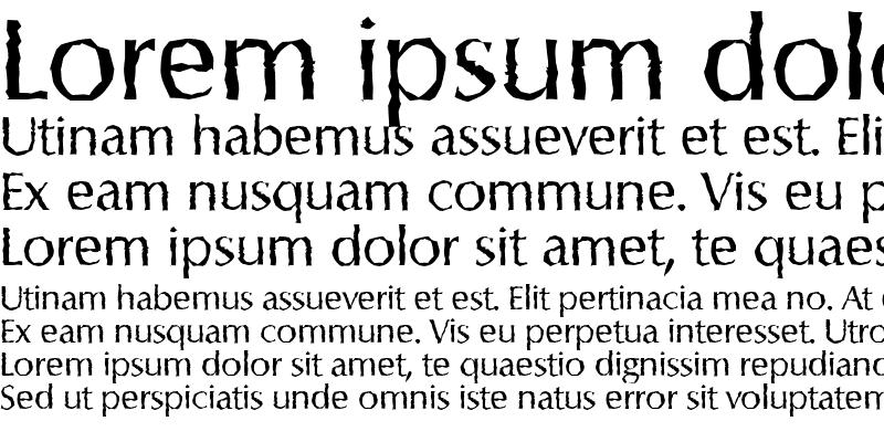 Sample of ColumbiaRandom