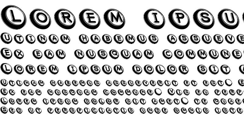 Sample of COM (sRB) Regular