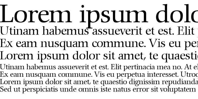 Sample of Commencement Regular