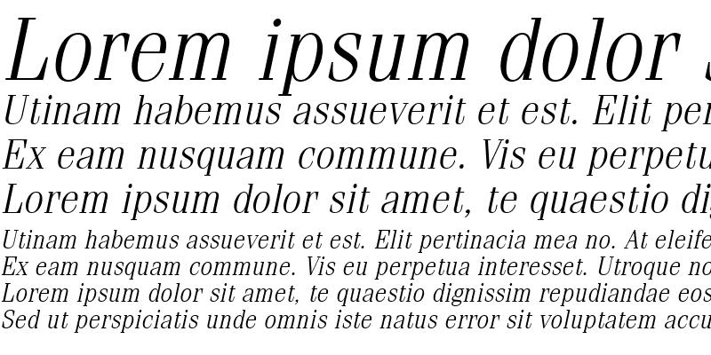Sample of Compendium Light SSi
