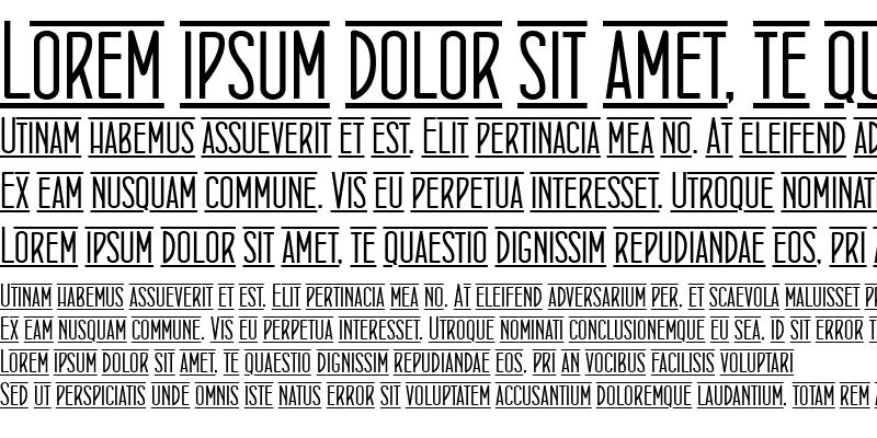 Sample of ConcursoItalian BTN Lined