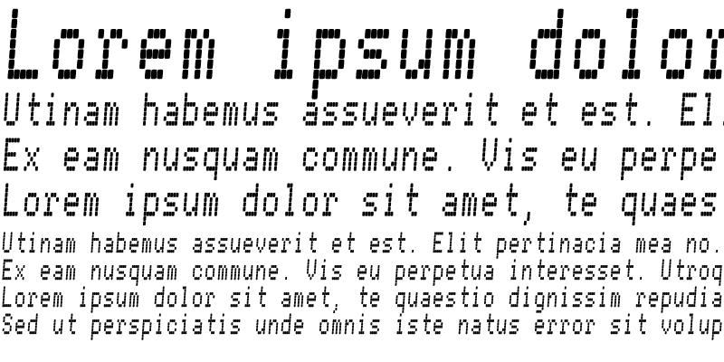 Sample of Conman Regular