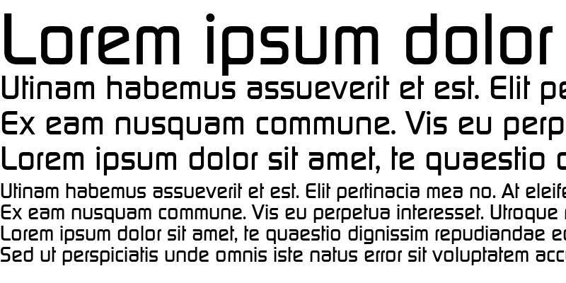 Sample of Continuum Medium