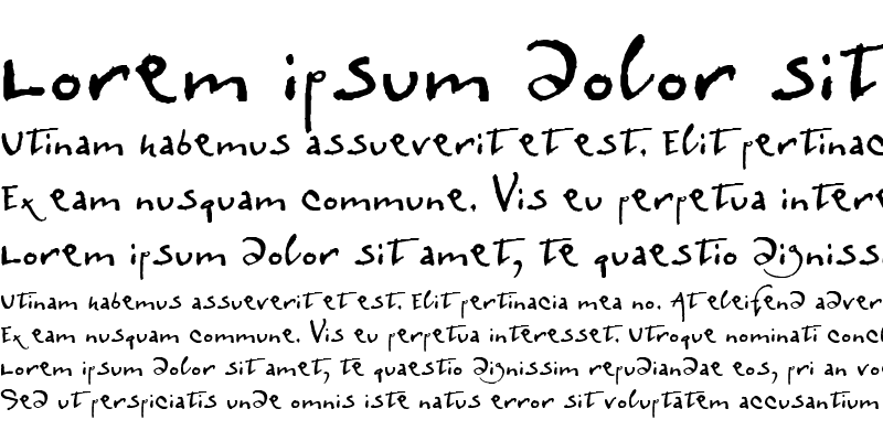 Sample of Contrivance
