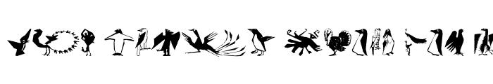 Preview of CorneredBirds Regular