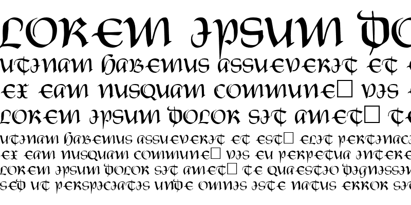 Sample of CORNET
