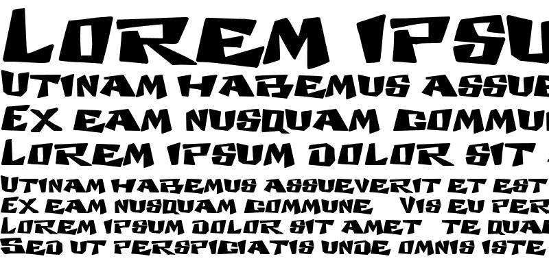 Sample of Cosmic Dude Demo