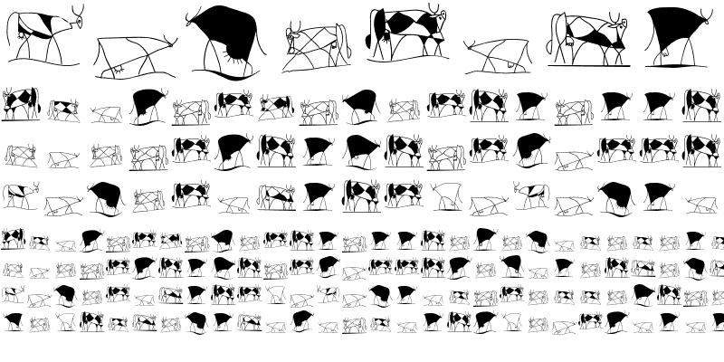 Sample of CowBats