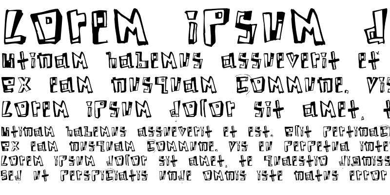 Sample of CREEP