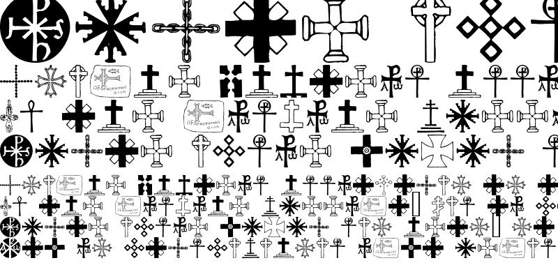 Sample of Crosses
