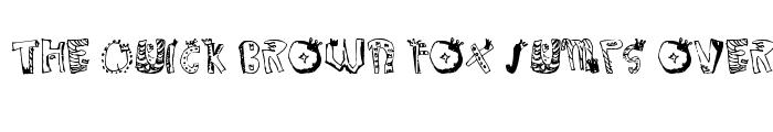 Preview of Crown Doodle {denne} Regular