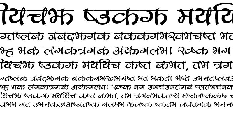 Sample of CV Bihani Regular