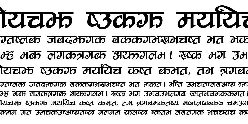 Sample of CV Nepali Fancy 1