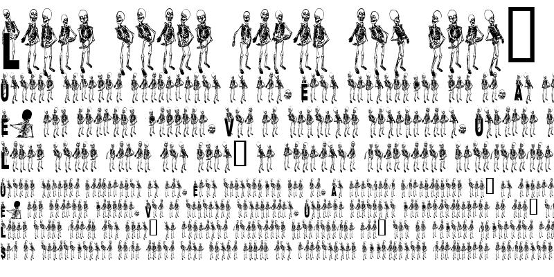 Sample of DANCING-DEAD
