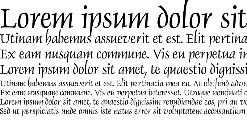Sample of Dauphin-Normal