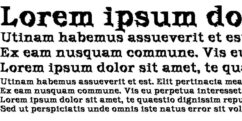 Sample of De Futura