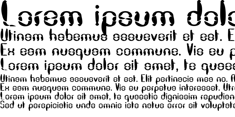 Sample of Dekon Regular