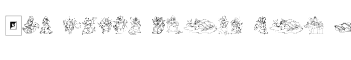 Preview of Delightful Lil Dragons Regular