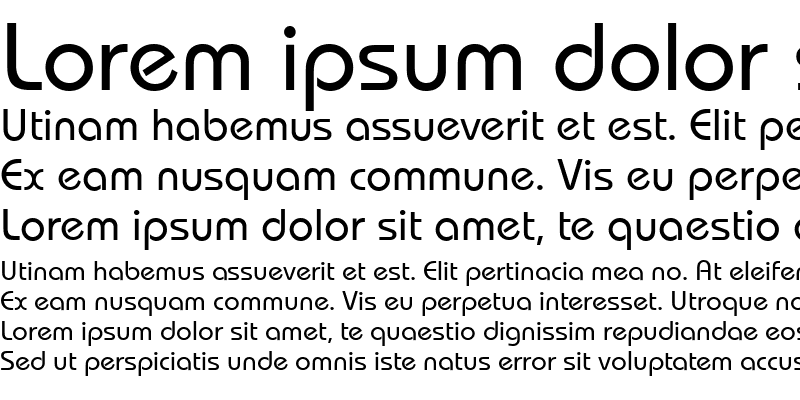 Sample of Dessau Medium