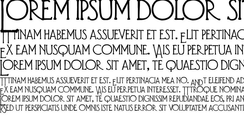 Sample of Diehl Deco - Alts Regular