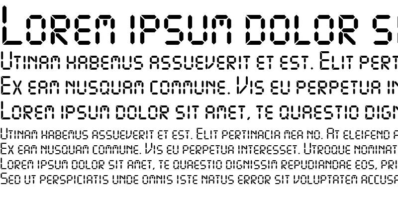 Sample of Digital