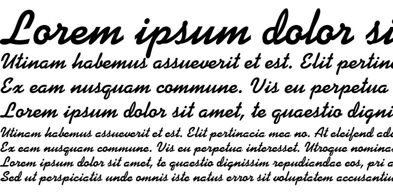 Sample of Diner Script