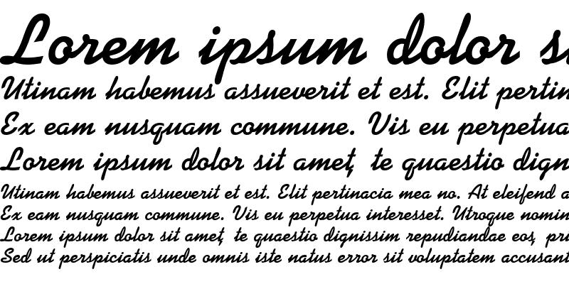Sample of DinerScript