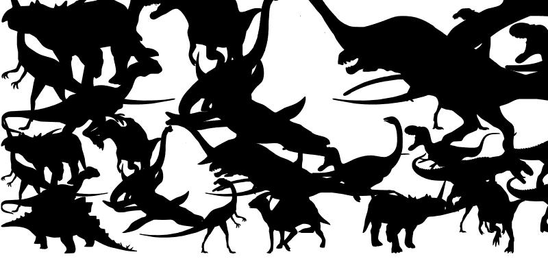 Sample of Ding-o-saurs Regular