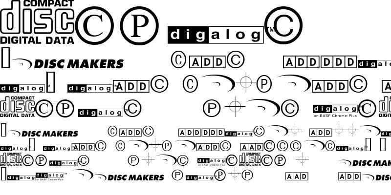 Sample of DiscMakerslogo0801