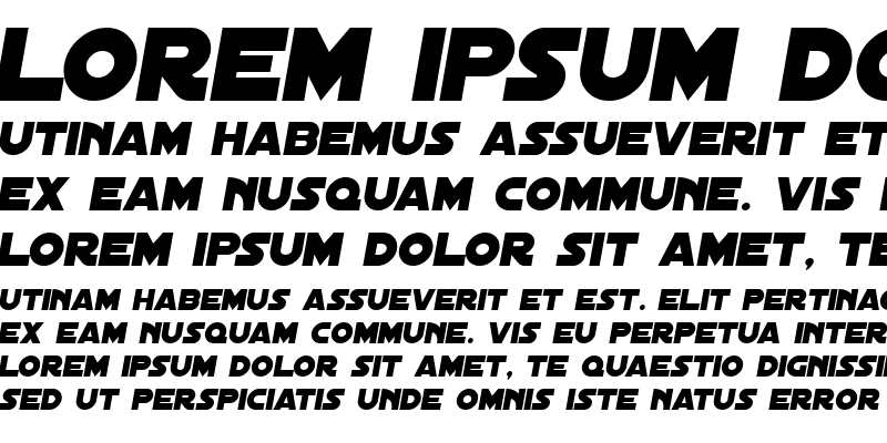 Sample of Distant Galaxy Italic