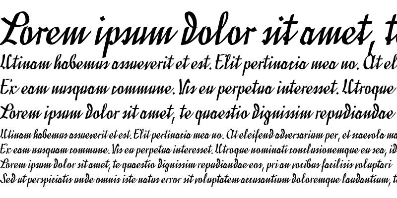 Sample of Divina