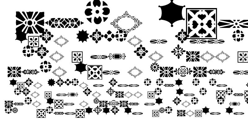Sample of Dizzinz Gemsets Regular