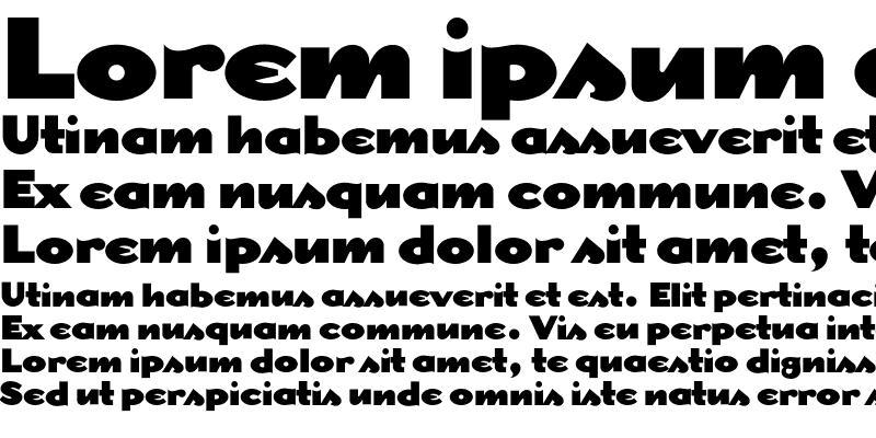 Sample of Dogma Black Regular