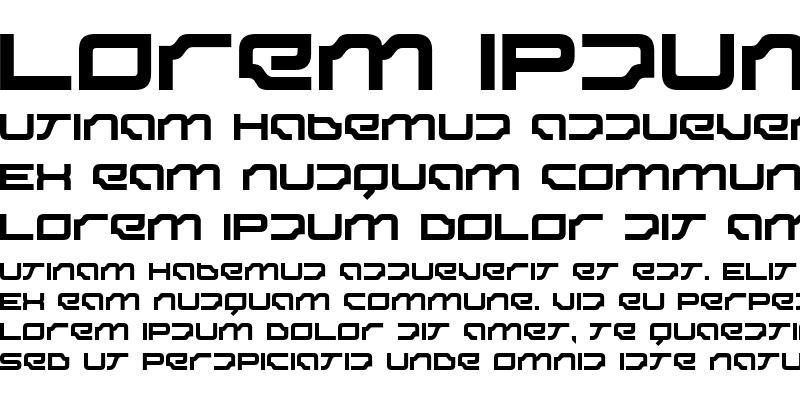 Sample of Dominator Medium