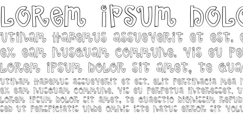Sample of Doodle Summer