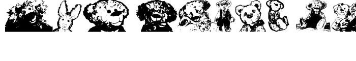 Preview of Doodlebears Regular