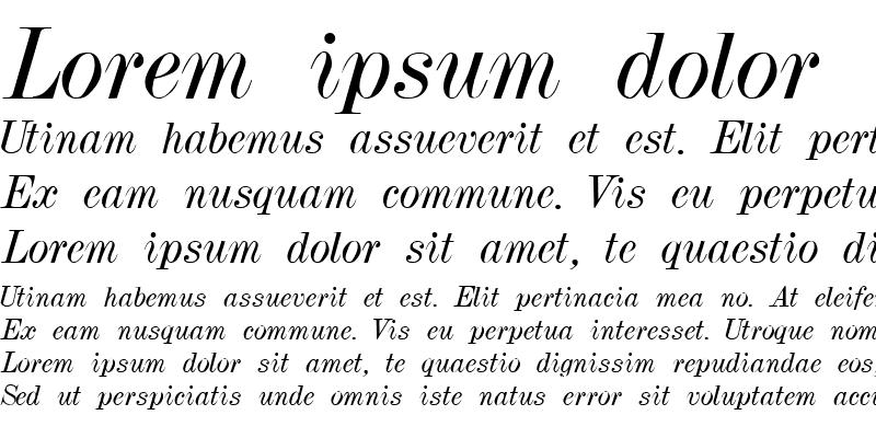 Sample of DRUMLIN