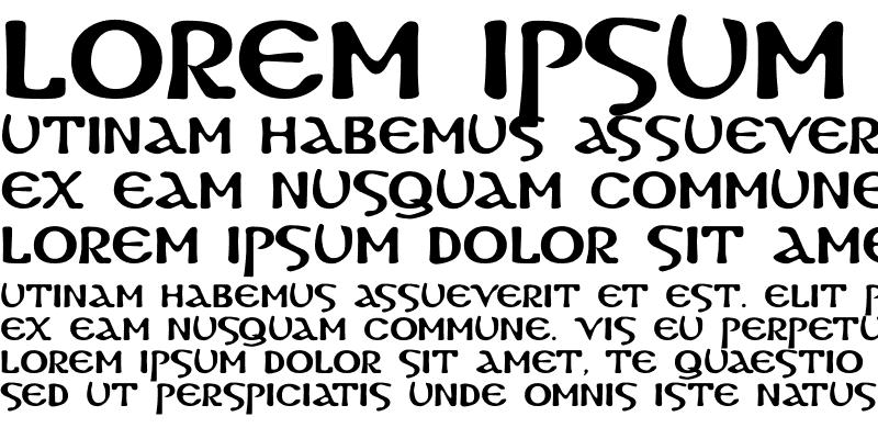 Sample of DS Coptic