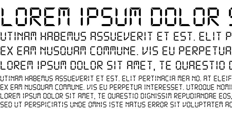 Sample of DS-Digital