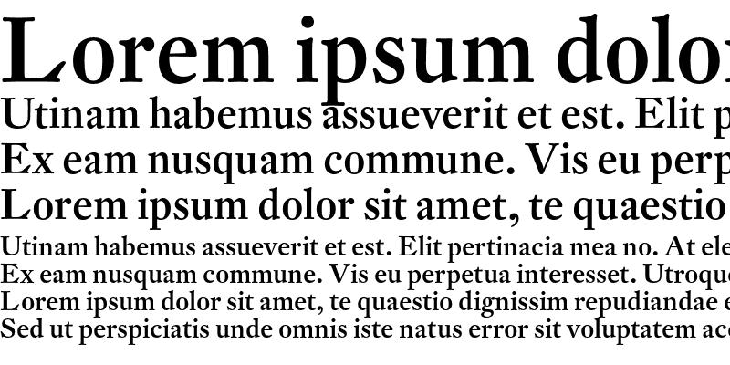 Sample of DTL Fleischmann Medium