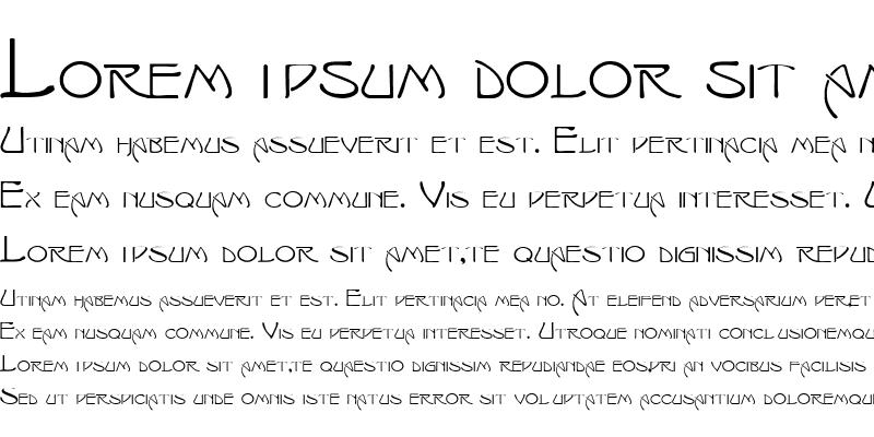 Sample of DUNCAN