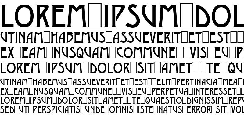 Sample of Dustine Solid